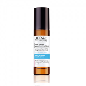 LIERAC PRESCRIPTION SOOTHING AND BALANCING COMFORT CREAM SENSITIVE SKIN