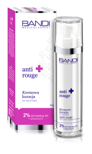 BANDI MEDICAL ANTI ROUGE CAPILLARY TREATMENT CREAM 50ml