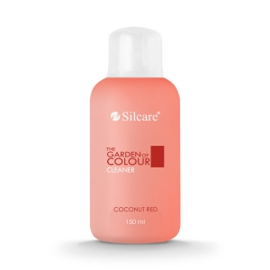 SILCARE THE GARDEN OF COLOUR CLEANER COCONUT RED