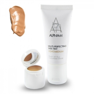 ALPHA-H MULTI-PERFECTING SKIN TINT SPF 15 LIGHT/MEDIUM