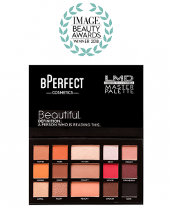 BPERFECT LMD EYE SHADOW PALETTE