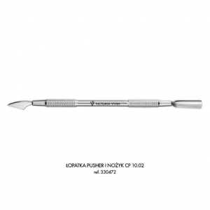 VICTORIA VYNN CUTICLE PUSHER CP10.02