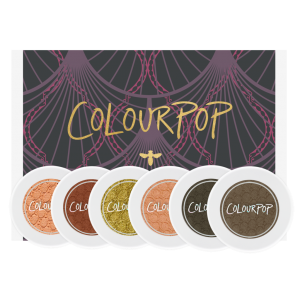 COLOURPOP EYESHADOW BOX LOVE A FLARE