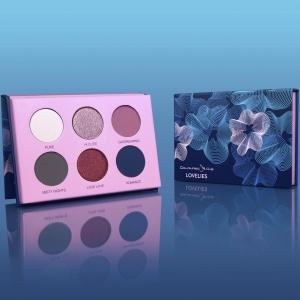 COLOURED RAINE LOVELIES EYESHADOW PALETTE-LIMITED EDITION