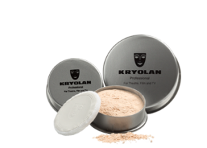 KRYOLAN TRANSLUCENT POWDER PUDER  60g