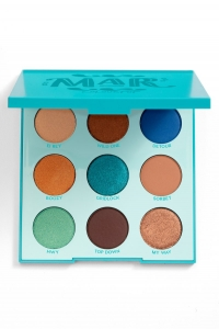COLOURPOP PRESSED POWDER SHADOW PALETTE MAR