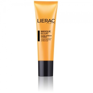 LIERAC MASQUE ECLAT VITAMIN ENRICHED LIFTING FLUID MASK