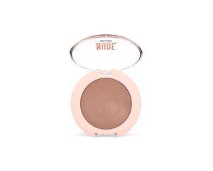 GOLDEN ROSE MATTE SHADOW BAKED EYESHADOW-NUDE LOOK CARAMEL NUDE