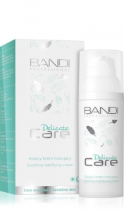 BANDI DELICATE CARE SOOTHING MATTIFYING CREAM 50ml
