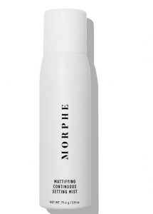 MORPHE MATTIFYING CONTINUOUS SETTING MIST