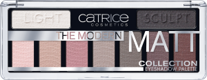 CATRICE EYESHADOW THE MODERN MATT COLLECTION PALETTE