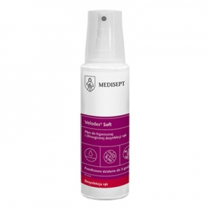 MEDISEPT PROFESSIONAL HAND AND NAILS MEDICAL DISINFECTION DISPOSAL HYGIENE SPRAY 250ml