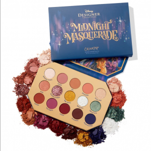 COLOURPOP MIDNIGHT MASQUERADE EYESHADOW PALETTE