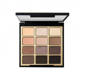 MILANI COSMETICS EYESHADOW PALLETTE SOFT SULTRY
