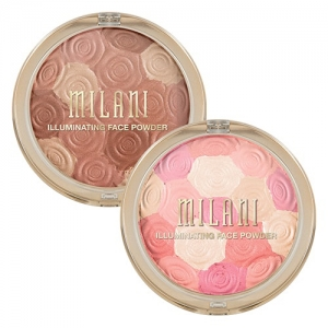 MILANI COSMETICS ILLUMINATING FACE POWDER