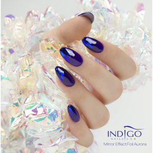 INDIGO MIRROR EFFECT FOIL