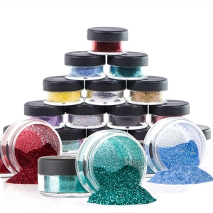 COASTAL SCENTS GLITTER POWDERS
