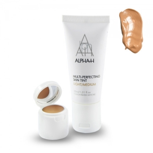 ALPHA-H MULTI-PERFECTING SKIN TINT SPF 15 MEDIUM/DARK