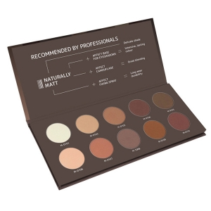 AFFECT NATURALLY MATT EYESHADOW PALETTE