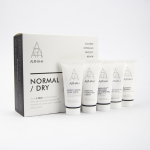 ALPHA-H NORMAL/DRY SKIN SOLUTION KIT