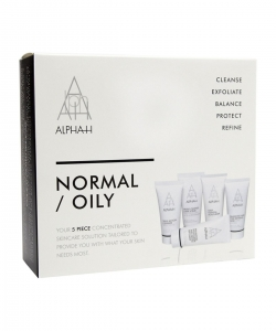 ALPHA-H NORMAL/OIL SKIN SOLUTION KIT