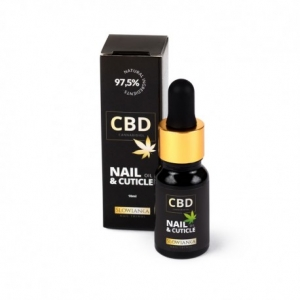SŁOWIANKA NAIL&CUTICLE OIL CBD