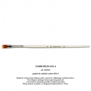 VICTORIA VYNN OMBRE DESIGN BRUSH 836 4