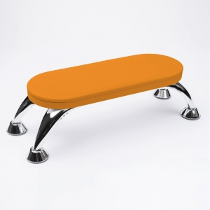 SHEMAX MANICURE STAND HAND REST HIGH QUALITY ORANGE