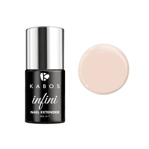 KABOS INFINI HYBRID ALL IN 1 NAIL EXTENDER COVER BEIGE 8ML