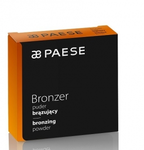 PAESE COCONUT OIL BRONZING POWDER BRONZER