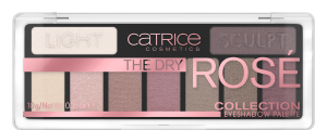 CATRICE THE DRY ROSE COLLECTION EYESHADOW PALETTE