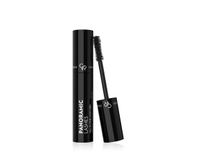 GOLDEN ROSE PANORAMIC LASHES ALL IN ONE MASCARA VOLUME + LENGHT + LIFT + DEFINITION