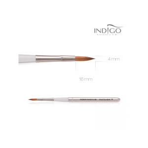 INDIGO OVAL EXCELLENT BRUSH NO.6
