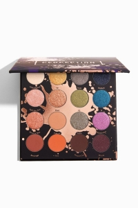 COLOURPOP PERCEPTION PRESSED POWDER EYESHADOW PALETTE