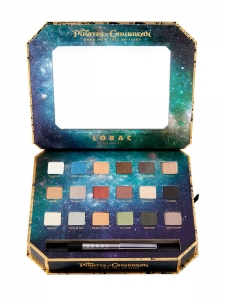 LORAC PIRATES OF THE CARIBBEAN EYE SHADOW PALETTE
