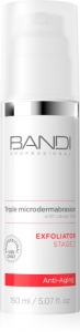 BANDI PROFESSIONAL TRIPLE MICRODERMABRASION WITH CAVIAR LIME 150ML