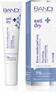 BANDI ANTI DRY MOISTURIZING AND REPAIR EYE MASK