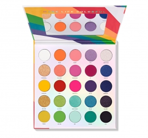 MORPHE 25L LIVE IN COLOR  EYESHADOW PALETTE