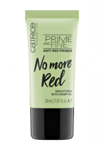 CATRICE PRIME AND FINE ANTI-RED PRIMER