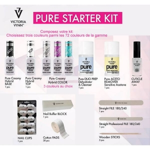 VICTORIA VYNN PURE STARTER KITS + PRODUCTS