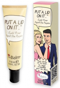 theBALM PUT A LID ON IT EYELID EYESHADOW PRIMER
