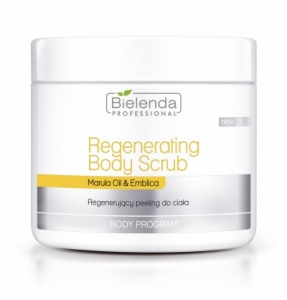 BIELENDA REGENERATING BODY SCRUB