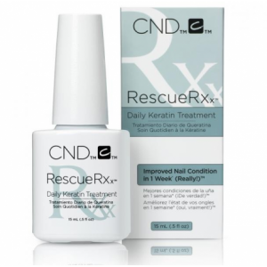 CND SHELLAC RESCUE RXX DAILY KERATIN TREATMENT