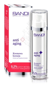 BANDI ANTI AGING ANTI-WRINKLE TREATMENT CREAM 50ml