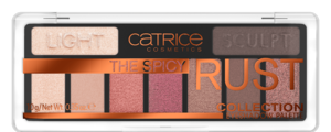 CATRICE THE SPICY RUST COLLECTION PALETTE EYESHADOW