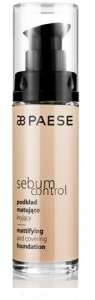 PAESE SEBUM CONTROL FOUNDATION