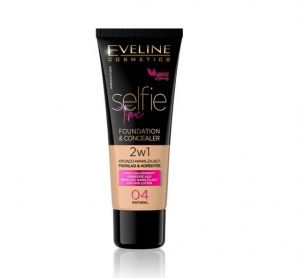 EVELINE SELFIE TIME OPAQUE AND MOISTURIZING FOUNDATION & CONCEALER