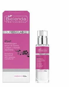 BIELENDA SUPREMELAB ESSENCE OF ASIA GLOW FACE SERUM WITH JAPANESE CAMERA OIL 30 ML