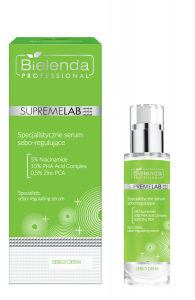 BIELENDA SUPREMELAB SEBIO DERM SPECIALIST SEBO-REGULATING SERUM 30ML