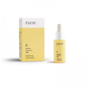 PAESE OILY SERUM WITH VITAMIN C 10%